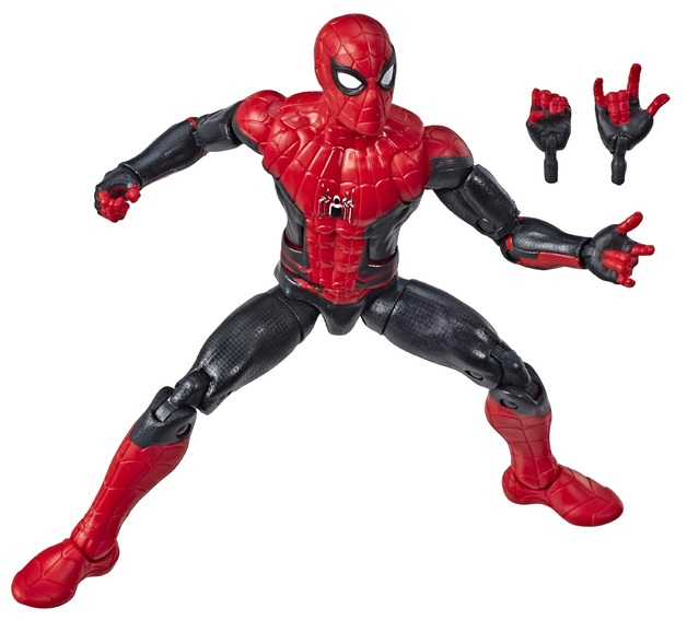"""Marvel Legends: Spider-Man (Far From Home) - 6"""" Action Figure"""