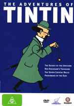 Adventures Of Tintin, The - Vol. 3 on DVD