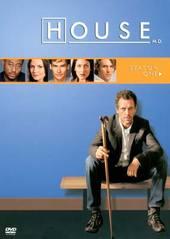 House Season 1 (6 Disc Set) on DVD