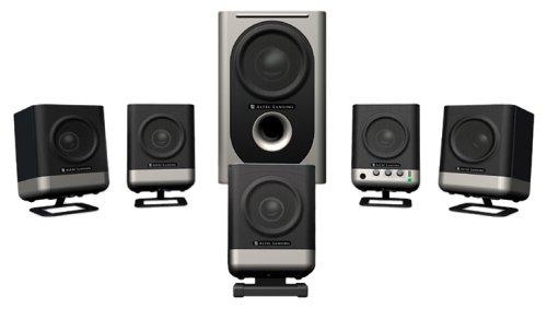 Altec Lansing 251 6pc 5.1 Speaker System image