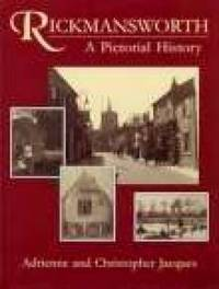 Rickmansworth A Pictorial History by Christopher Jacques image