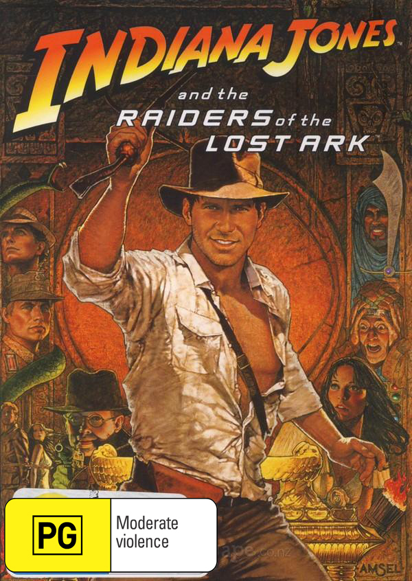 Indiana Jones And The Raiders Of The Lost Ark - Special Edition on DVD image