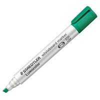 Staedtler 351 Whiteboard Bullet Tip Marker - Green