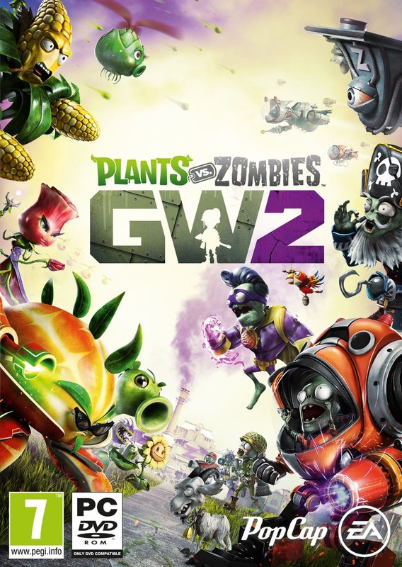 Plants vs. Zombies: Garden Warfare 2 for PC Games