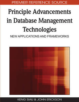 Principle Advancements in Database Management Technologies image