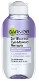Garnier Express 2 In 1 Eye Makeup Remover (125ml)
