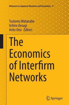 The Economics of Interfirm Networks image