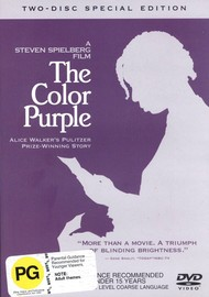 The Colour Purple on DVD image