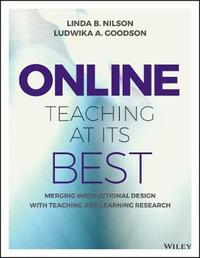 Online Teaching at Its Best by Linda B. Nilson image