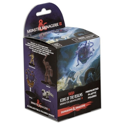 Dungeons & Dragons: Icons of the Realms Monster Menagerie 2 Booster Pack image