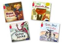 Oxford Reading Tree Traditional Tales: Level 4: Pack of 4 by Monica Hughes