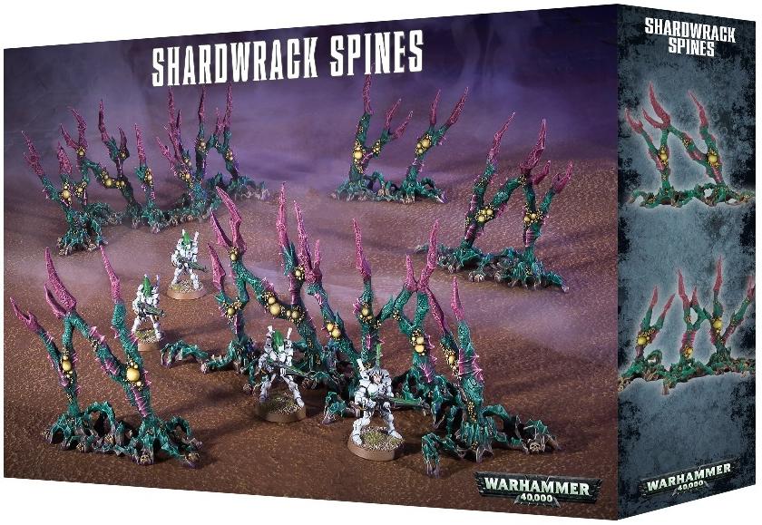 Warhammer Age of Sigmar: Deathworld - Shardwrack Spines image