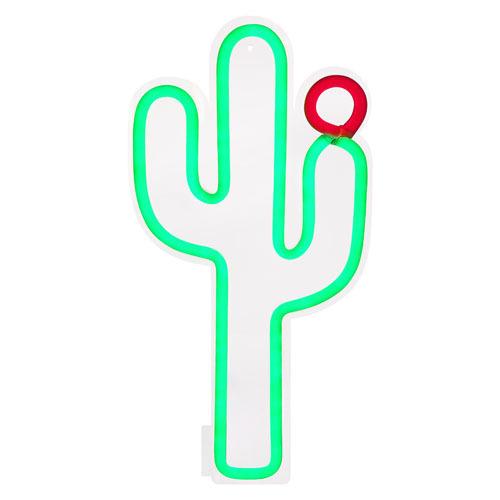 Sunnylife Cactus Neon LED Wall - Small