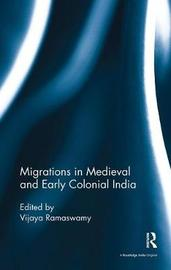 Migrations in Medieval and Early Colonial India image