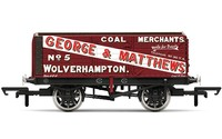 Hornby: 7 Plank Wagon, George & Matthews