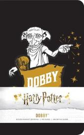 Harry Potter: Dobby Ruled Pocket Journal by Insight Editions
