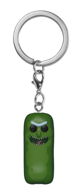 Rick & Morty - Pickle Rick Pocket Pop! Keychain