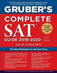 Gruber's Complete SAT Guide 2019-2020 by Gary Gruber