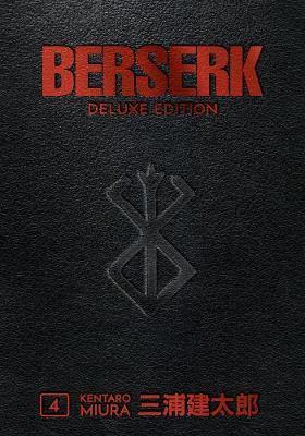 Berserk Deluxe Volume 4 by Kentaro Miura
