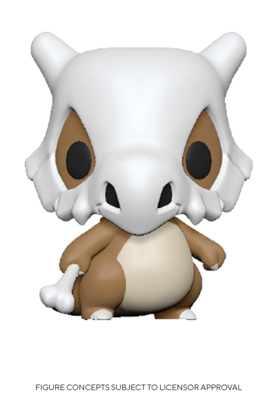 Pokemon: Cubone - Pop! Vinyl Figure