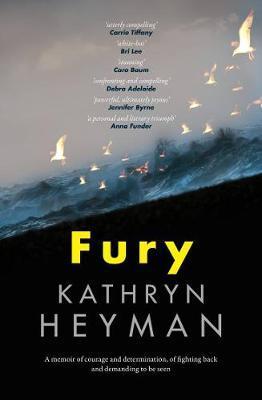 Fury by Kathryn Heyman
