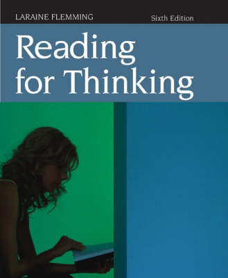 Reading for Thinking by Laraine E Flemming image