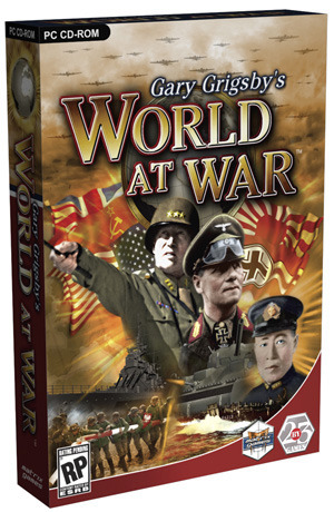 Gary Grigsby's World At War for PC