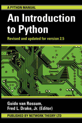 An Introduction to Python by Guido van Rossum