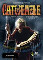 Catweazle - The Complete Series (4 Disc Set) on DVD