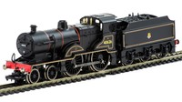 Hornby BR 4-4-0 Fowler 2P Class '40626' - Early BR with TTS Sound