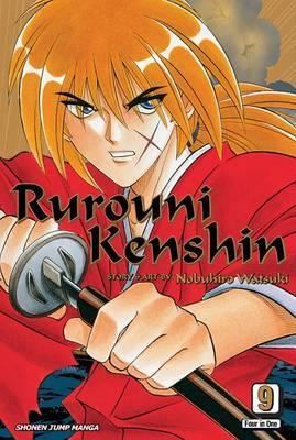 Rurouni Kenshin, Vol. 9 (VIZBIG Edition) by Nobuhiro Watsuki image