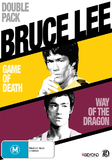 Bruce Lee Double Pack on DVD