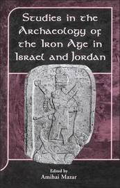 Studies in the Archaeology of the Iron Age in Israel and Jordan image