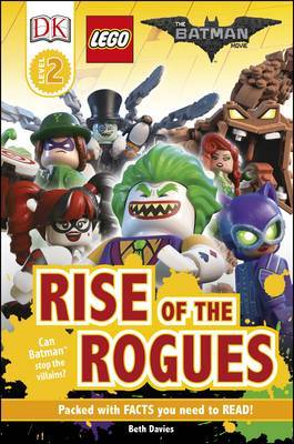 The LEGO (R) BATMAN MOVIE Rise of the Rogues image