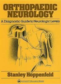 Orthopaedic Neurology by Stanley Hoppenfeld image