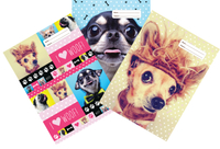Spencil: Woof - A4 Book Cover Set (3-Pack)