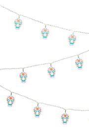 Tatty Devine Sugar Skull String Lights