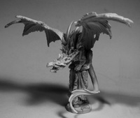 Dark Heaven: Bones - Temple Dragon