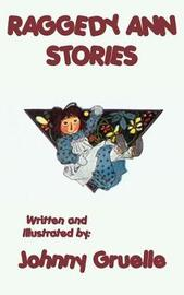 Raggedy Ann Stories - Illustrated by Johnny Gruelle image