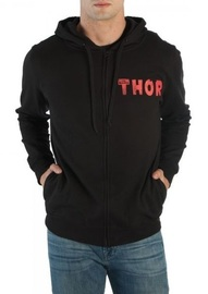 Marvel: Thor - Zip Up Hoodie (Large)