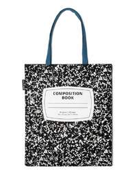 Out of Print: Composition Notebook - Card Tote Bag