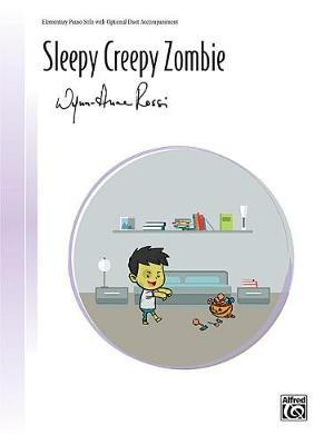 Sleepy Creepy Zombie by Wynn-Anne Rossi