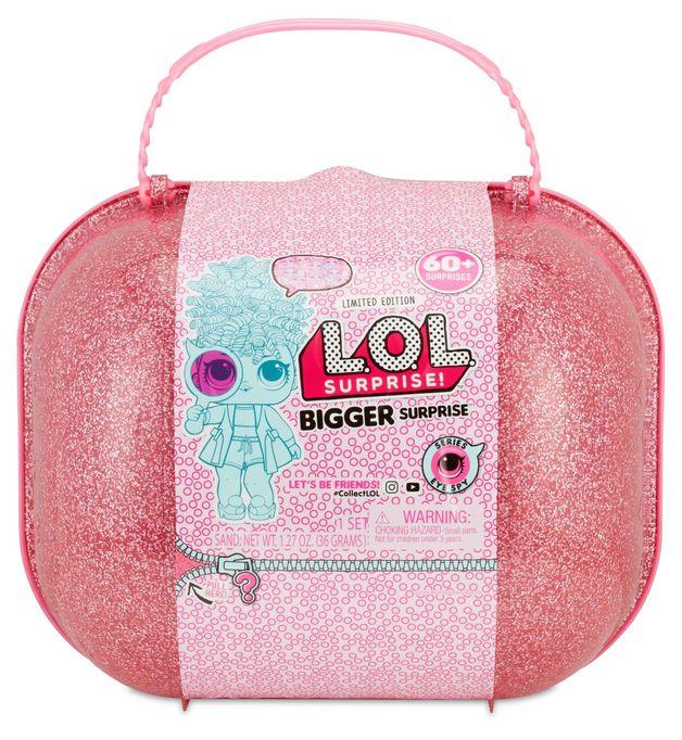 L.O.L: Surprise! Doll - Bigger Surprise (Blind Bag)