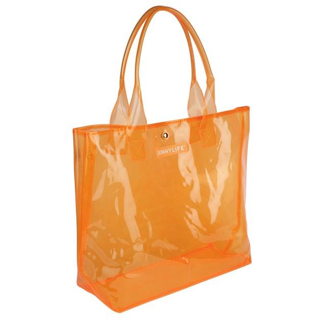Sunnylife: Market Bag - Neon Orange