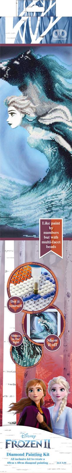 Diamond Dotz: Facet Art Kit - Elsa & Nokk image