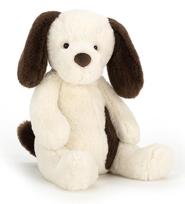 Jellycat: Puffles Puppy - Medium Plush