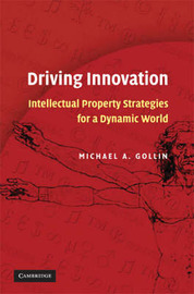 Driving Innovation by Michael A. Gollin image