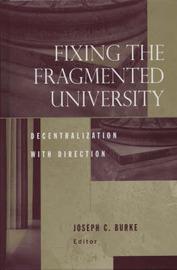 Fixing the Fragmented University image