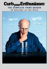 Curb Your Enthusiasm - Complete Season 3 (2 Disc Set) on DVD