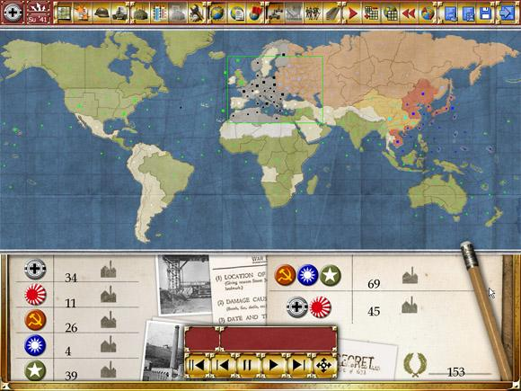 Gary Grigsby's World At War for PC Games image